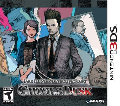 Jake Hunter Detective Story: Ghost of the Dusk 3DS coverM (BG9E)