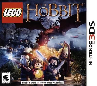 LEGO The Hobbit 3DS coverM (BLHE)