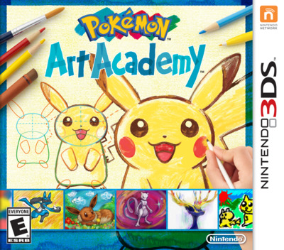 Pokémon Art Academy 3DS coverM (BPCE)