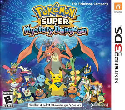Pokémon Super Mystery Dungeon 3DS coverM (BPXE)