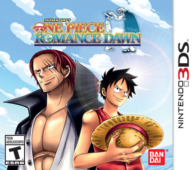 One Piece - Romance Dawn 3DS coverM (BRDZ)