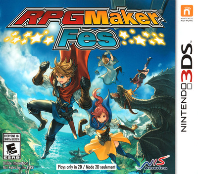 RPG Maker Fes 3DS coverM (BRPE)