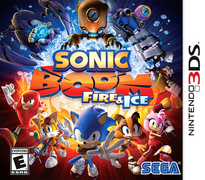 Sonic Boom: Fire & Ice 3DS coverM (BS6E)