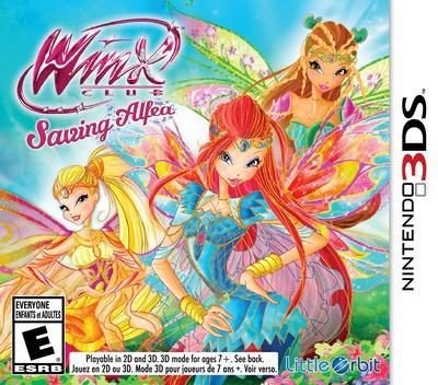 Winx Club - Saving Alfea 3DS coverM (BWCE)