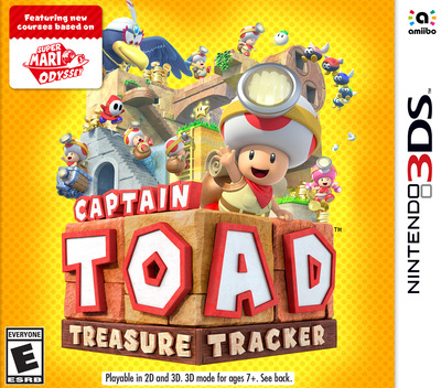 Captain Toad: Treasure Tracker 3DS coverM (BZPE)