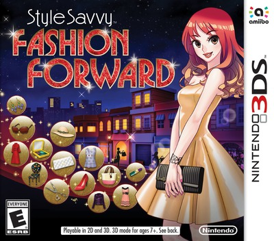 Style Savvy: Fashion Forward 3DS coverM (ECDE)
