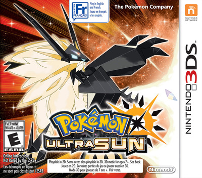 Pokémon Ultra Sun 3DS coverM (A2AE)