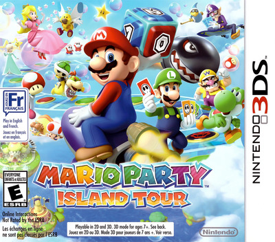 Mario Party - Island Tour 3DS coverM (ATSE)