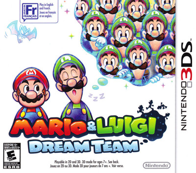 Mario & Luigi - Dream Team 3DS coverM (AYME)