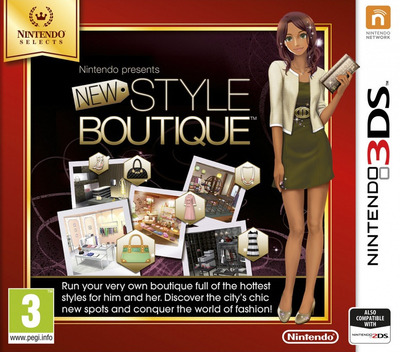 New Style Boutique 3DS coverM2 (ACLP)