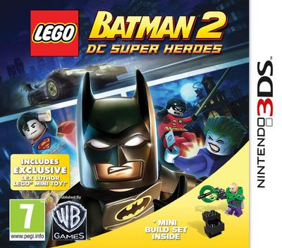 LEGO Batman 2 - DC Super Heroes 3DS coverM2 (ALBP)