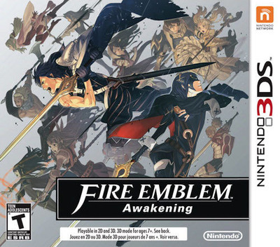 Fire Emblem - Awakening 3DS coverM2 (AFEE)