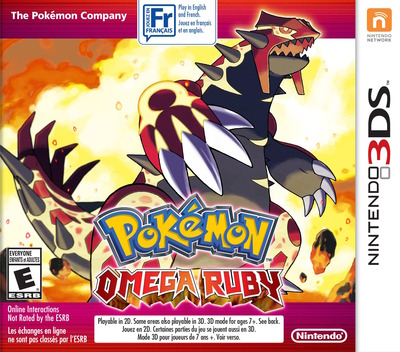 Pokémon Omega Ruby 3DS coverM2 (ECRE)