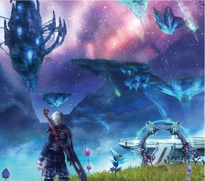 Xenoblade Chronicles 3D 3DS coverM2 (CAFE)