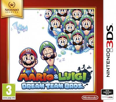 Mario & Luigi - Dream Team Bros. 3DS coverMB (AYMP)