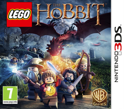 LEGO The Hobbit 3DS coverMB (BLHP)