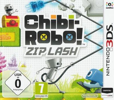 Chibi-Robo! Zip Lash 3DS coverMB (BXLP)