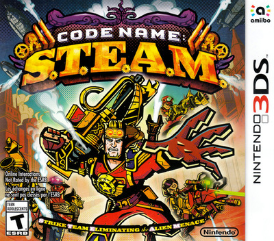 Code Name: S.T.E.A.M. 3DS coverMB (AY6A)