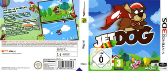 Jet Dog 3DS cover (AJTP)