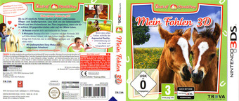My Foal 3D 3DS cover (AM3Z)