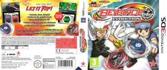 Beyblade Evolution 3DS cover (ARXP)