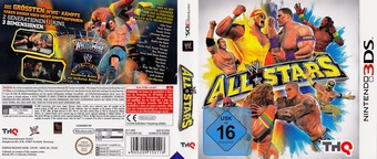 WWE All Stars 3DS cover (AWEP)