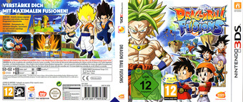 Dragon Ball Fusions 3DS cover (BDLP)