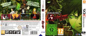 Shin Megami Tensei IV: Apocalypse 3DS cover (BG4P)