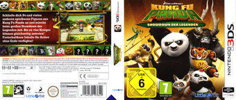 Kung Fu Panda: Showdown of Legendary Legends 3DS cover (BKFP)