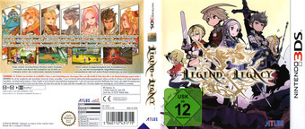 The Legend of Legacy 3DS cover (BLLP)