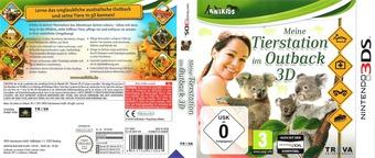Outback Pet Rescue 3D 3DS cover (BM4P)
