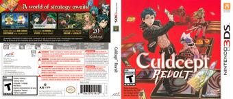 Culdcept Revolt 3DS cover (AY3E)