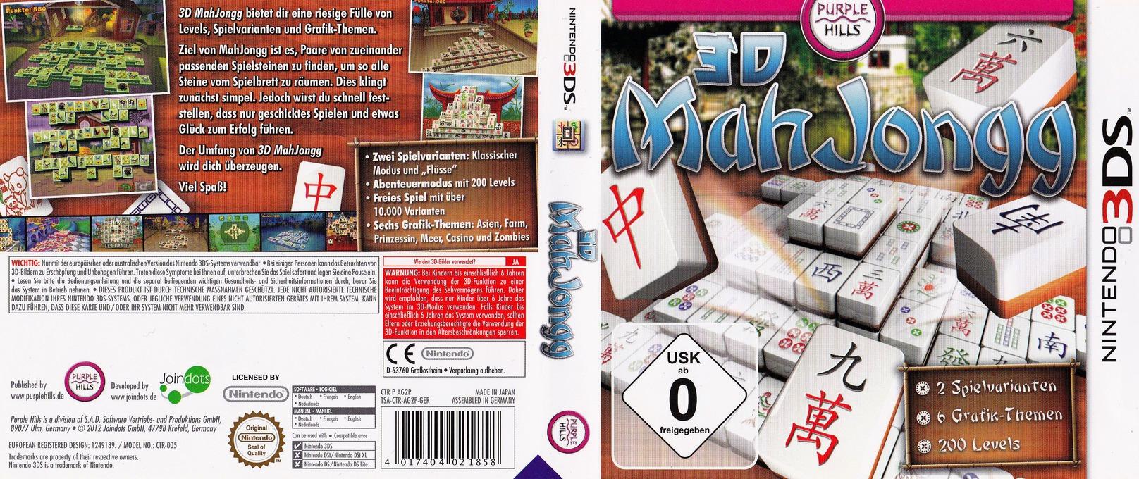 3DS coverfullHQ (AG2P)