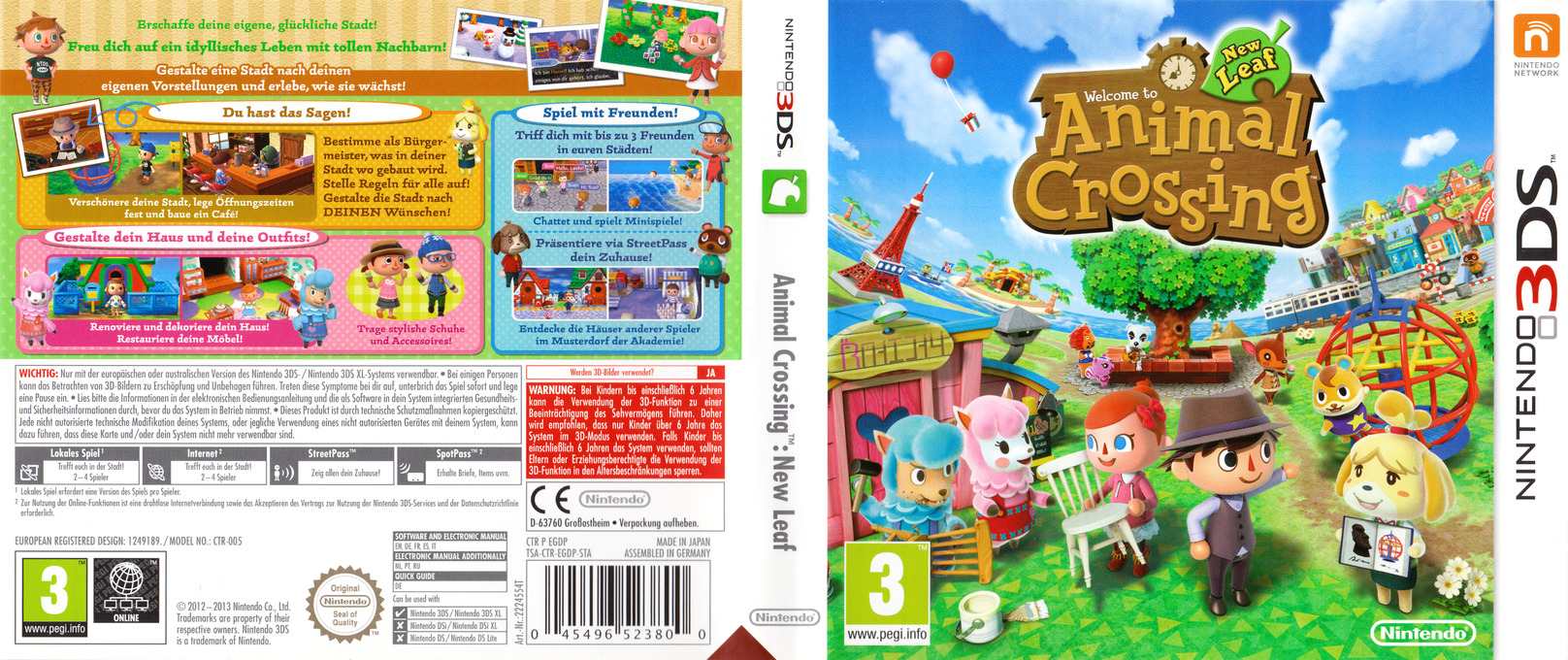 Egdp animal crossing new leaf for Animal crossing new leaf arredamento