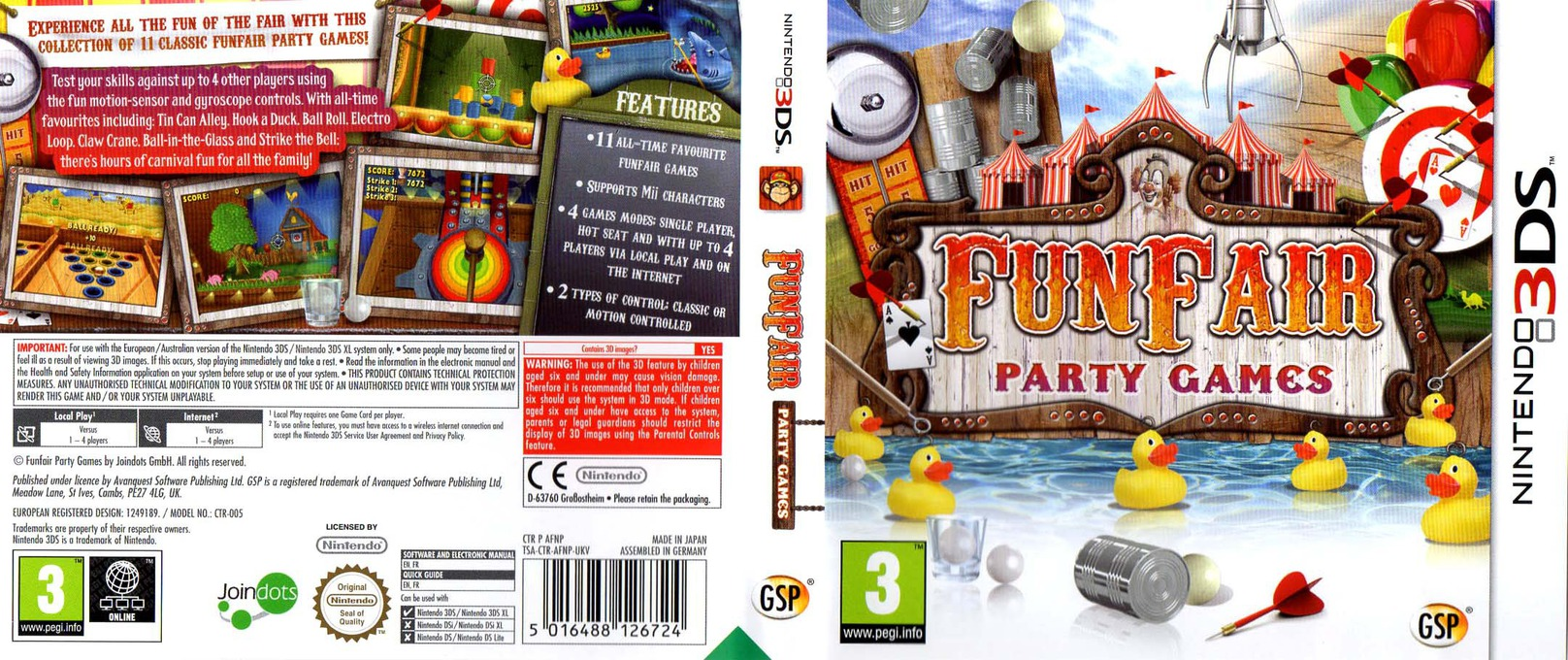 Funfair Party Games 3DS coverfullHQ (AFNP)
