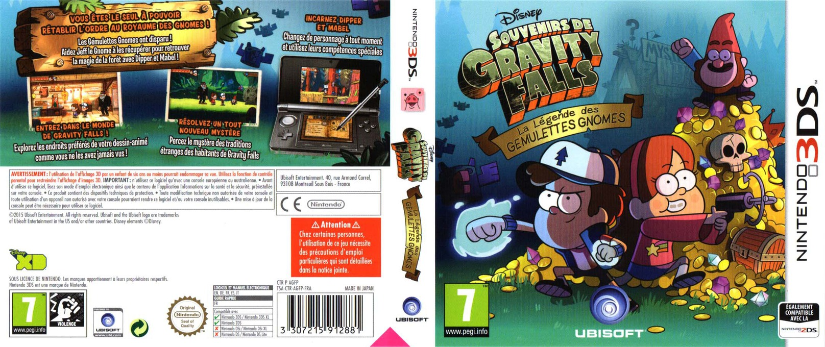3DS coverfullHQ (AGFP)