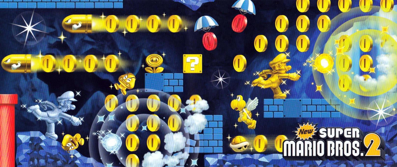 New スーパーマリオブラザーズ 2 3DS coverfullHQ2 (ABEJ)