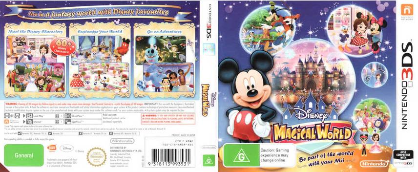 Disney Magical World 3DS coverfullM (AMQP)