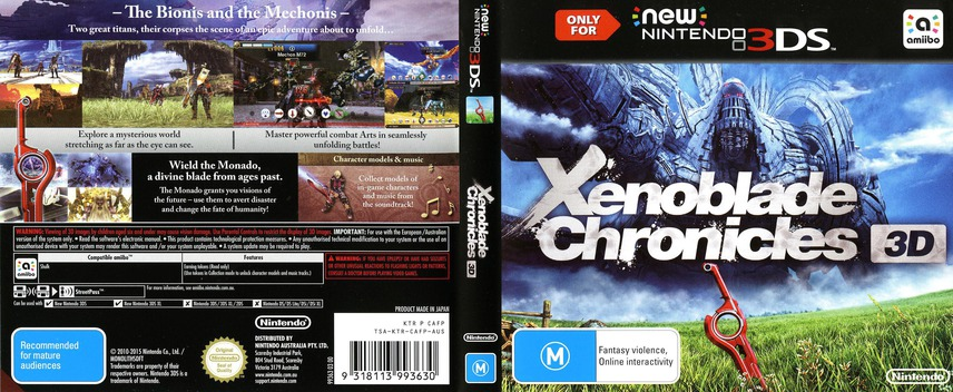 Xenoblade Chronicles 3D 3DS coverfullM (CAFP)