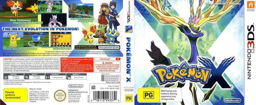 Pokémon X 3DS coverfullM (EKJP)