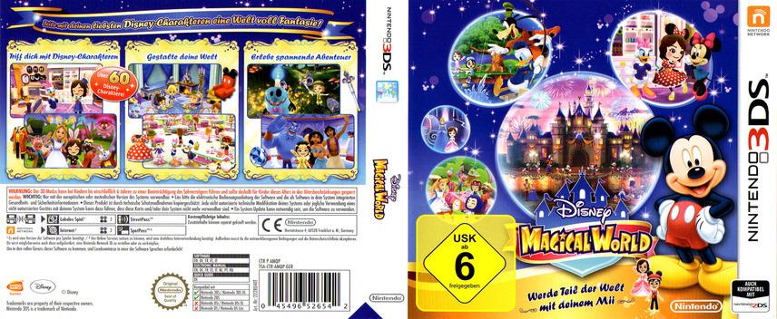 3DS coverfullM (AMQP)