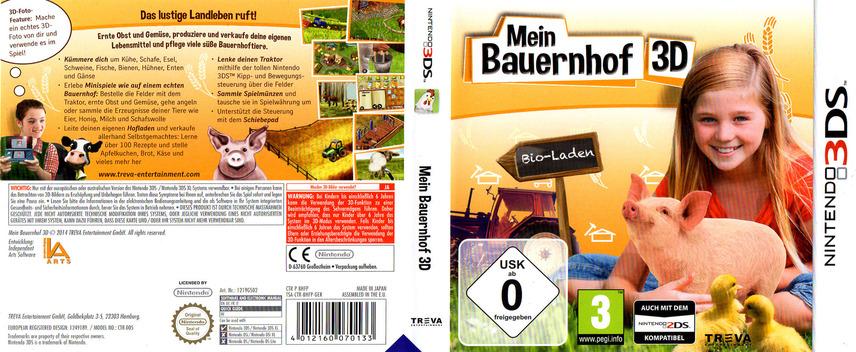 Mein Bauernhof 3D 3DS coverfullM (BHFP)