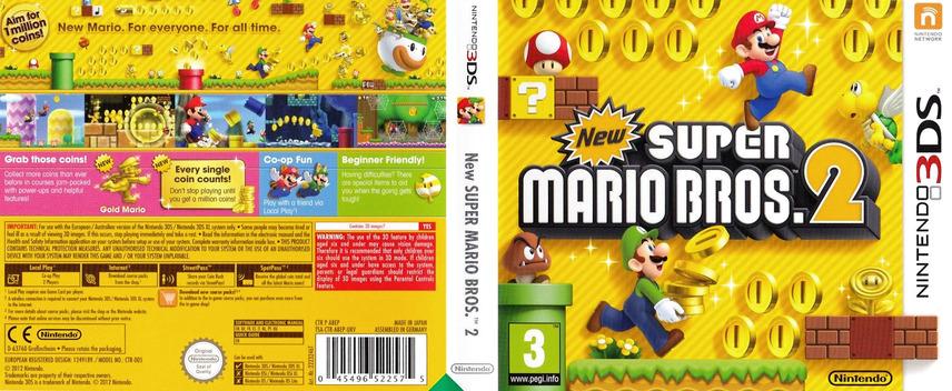 ABEP - New Super Mario Bros  2