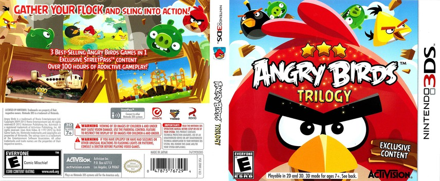 Angry Birds Trilogy 3DS coverfullM (ANGE)