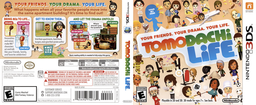 Tomodachi Life 3DS coverfullM (EC6E)