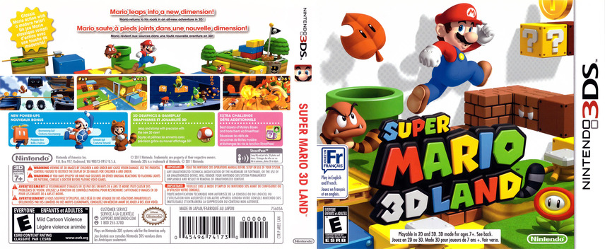 Super Mario 3D Land 3DS coverfullM (AREE)