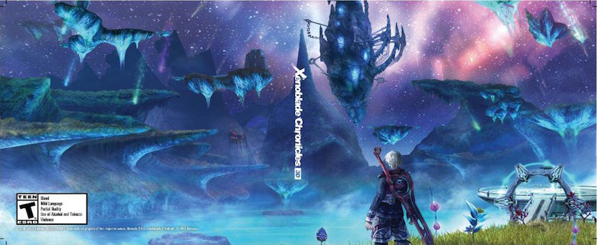 Xenoblade Chronicles 3D 3DS coverfullM2 (CAFE)