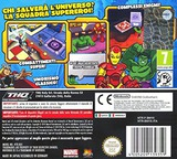 Marvel Super Hero Squad - The Infinity Gauntlet DS cover (BNYX)