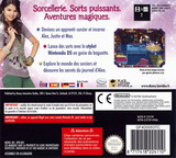 Wizards of Waverly Place pochette DS (CY7P)