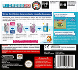 Picross 3D (Demo) pochette DS (Y6UP)